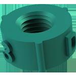 3Dponics Receiver Nut