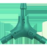 3Dponics Y-Splitter for Tubing