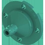3Dponics drip nozzle - Open source hydroponics