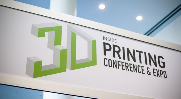 Inside 3D Printing 2015 - New York