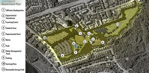 3Dponics Proposal for Moore Farm Gatineau