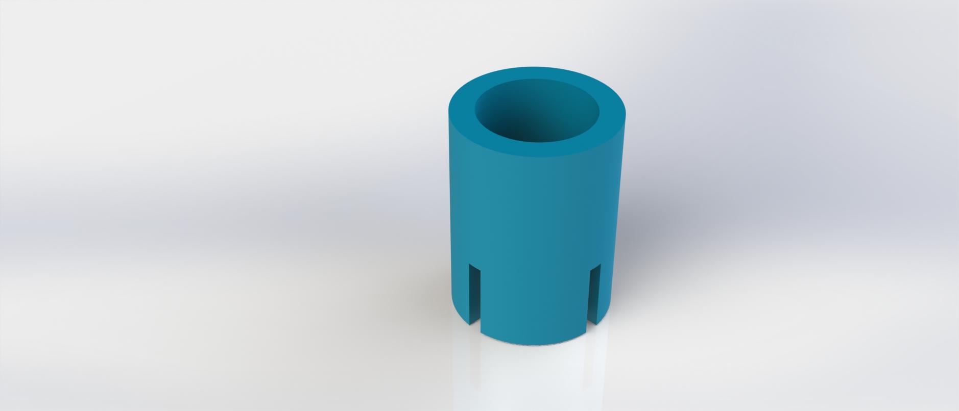 3Dponics Air Lock - Customizable 3D Designs