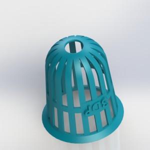 3Dponics-Round-Planter-Customize