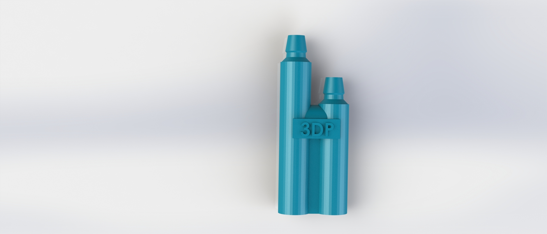 3Dponics Venturi - Customize 3D Designs