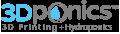 3Dponics -