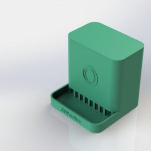 3Dponics Birdhouse
