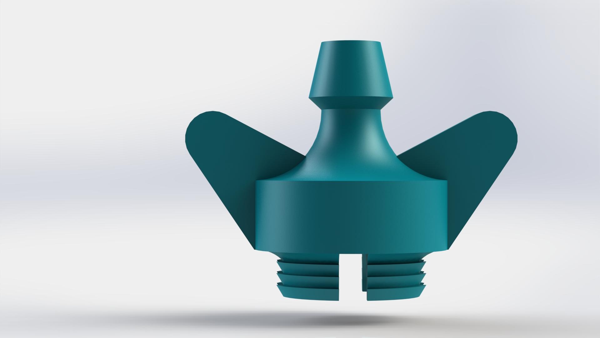 Pot Plug 3Dponics