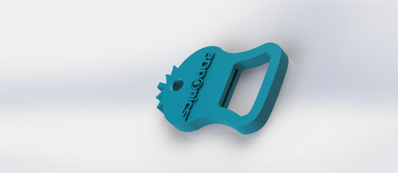 3Dponics Bottle Opener