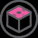 3Dponics Cube Hydroponics System