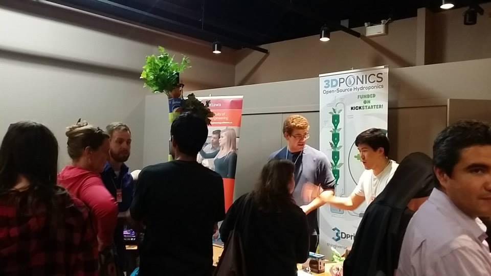 Ottawa Mini Maker Faire 2014
