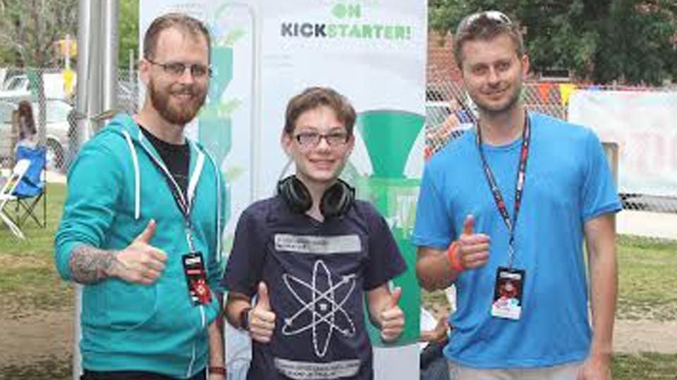 World Maker Faire - 3D Printing Village