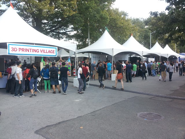 World Maker Faire 2015 in NYC